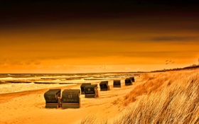 Картинка море, пляж, пейзаж