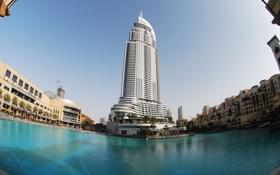 Картинка здания, Дубай, Dubai, ОАЭ