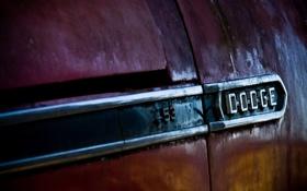 Картинка Dodge, Cars, Old