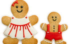 Картинка праздник, Рождество, сладости, Новый год, Christmas, New Year