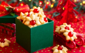 Обои christmas, merry christmas, новый год, рождество, Еда