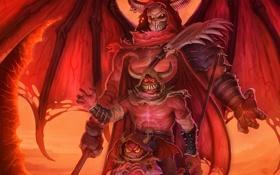 Обои демоны, нежить, Impire
