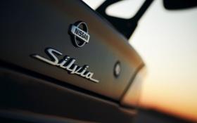 Обои S15, Silvia, Nissan, 2000