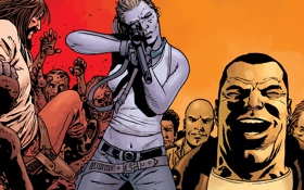 Картинка the walking dead, comic, tome 21