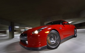 Обои Ниссан, Машины, Nissan, GT-R, Cars, Skyline, R35