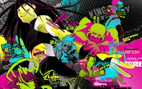Картинка fullmetal alchemist, стальной алхимик, lust, pride, greed, wrath, envy