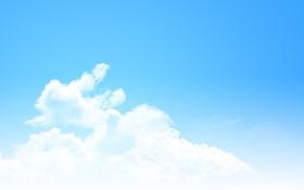 Обои небо, фото, Природа, облока