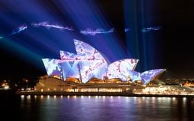 Обои city, город, Australia, Sydney