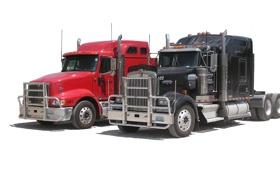 Картинка грузовики, тягач, truck, Kenworth, фура, International