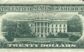 Картинка green, america, states, money, god, united, twenty