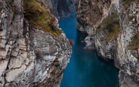 Картинка река, россия, дагестан, природа, горы, кавказ, дмитрий чистопрудов