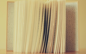 Обои бумага, книга, страницы