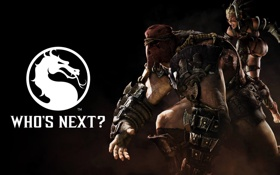 Картинка fighting, Mortal Kombat X, Ferra, Torr