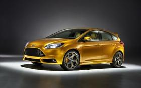 Обои Авто, Ford Focus