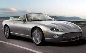 Обои Jaguar, Convertible 2006, XK Victory Edition