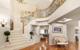 Обои дизайн, лестница, вазон, холл