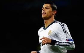Обои футбол, форма, Cristiano Ronaldo, футболист, гол, football, Роналду