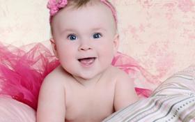 Картинка радость, наряд, joy, Маленькая девочка, outfit, Little girl