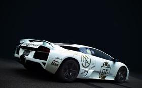 Картинка спорт тюнинг, Murcielago, Lamborghini