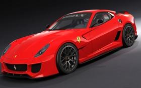 Обои front, 599xx, red