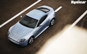 Обои Vantage, топ гир, V12, высшая передача, top gear, в12, суперкар