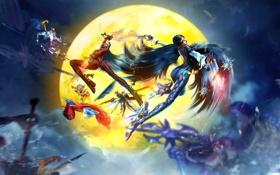 Картинка Loki, characters, Bayonetta 2, Jeanne