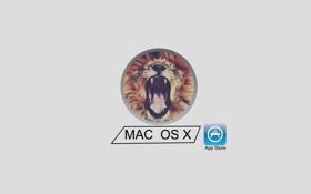 Обои Games, Tiger, Macintosh, Mac OS X, New, Swag, appstore
