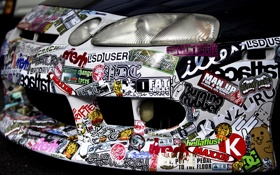Обои наклейки, stickers, Lexus