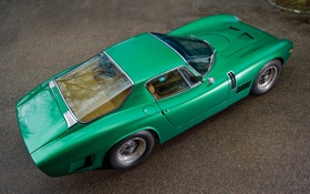 Обои Bizzarrini, Legends, Strada, биззарини, 5300GT