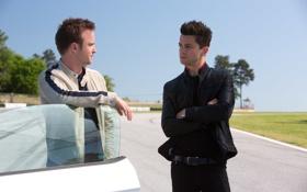 Картинка Need for Speed, Aaron Paul, Аарон Пол, Dominic Cooper, Жажда скорости, Доминик Купер