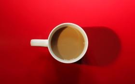 Обои стол, кофе, чашка, напиток