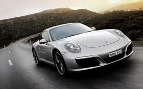 Обои купе, Porsche, 911, порше, Coupe, Carrera, каррера