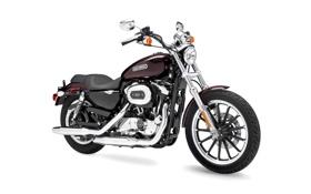 Картинка Harley Davidson, 2011, Sportster, харлей дэвидсон, XL12000L