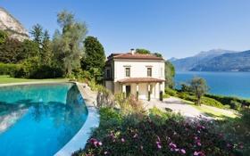 Обои дизайн, дом, стиль, вилла, архитектура, экстерьер, exterior