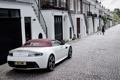 Картинка Белый, V12, Antage, Улица, Брусчатка, Машина, Aston Martin