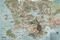 Картинка Карта, Фаэрун, ЗабытыеКоролевства