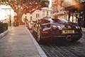Картинка задок, 16.4, bugatti, черный, veyron, monaco, гиперкар