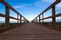 Картинка лето, небо, мост