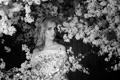 Картинка девушка, портрет, цветение, Ekaterina Gorokhova