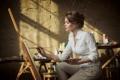 Картинка кисть, художник, Maxim Guselnikov, краски, творчество, Ксения Паленова