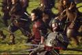 Картинка драма, Том Круз, Последний Самурай, The Last Samurai, атака, Tom Cruise, битва