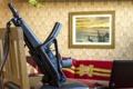 Картинка оружие, фон, MP5