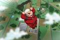 Картинка red, fly, fun, Family guy, peter