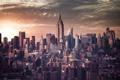 Картинка город, мегаполис, Нью - Йорк, New - York