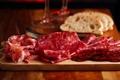 Картинка фото, Еда, Колбаса, Ветчина, Мясные продукты