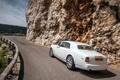 Картинка Авто, Дорога, Белый, Phantom, День, Rolls Royce, Купэ