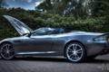 Картинка hdr, Aston Martin DBS, кабриолет