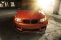 Картинка капот, BMW, автомобиль, Vorsteiner, передок, 1 series, E82