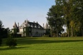 Картинка замок, бельгия, Solvay Castle, La Hulpe