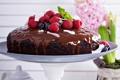 Картинка праздник, шоколад, торт